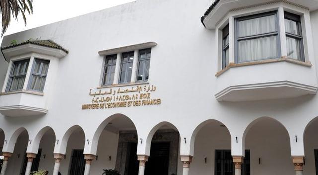 Ministere Finance Maroc 2