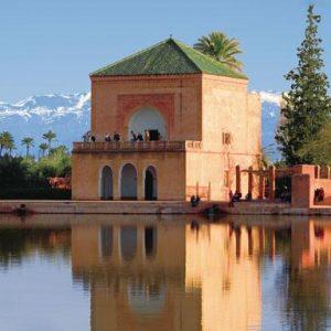 Monuments De Marrakech : La Menara, Héritage Universel.