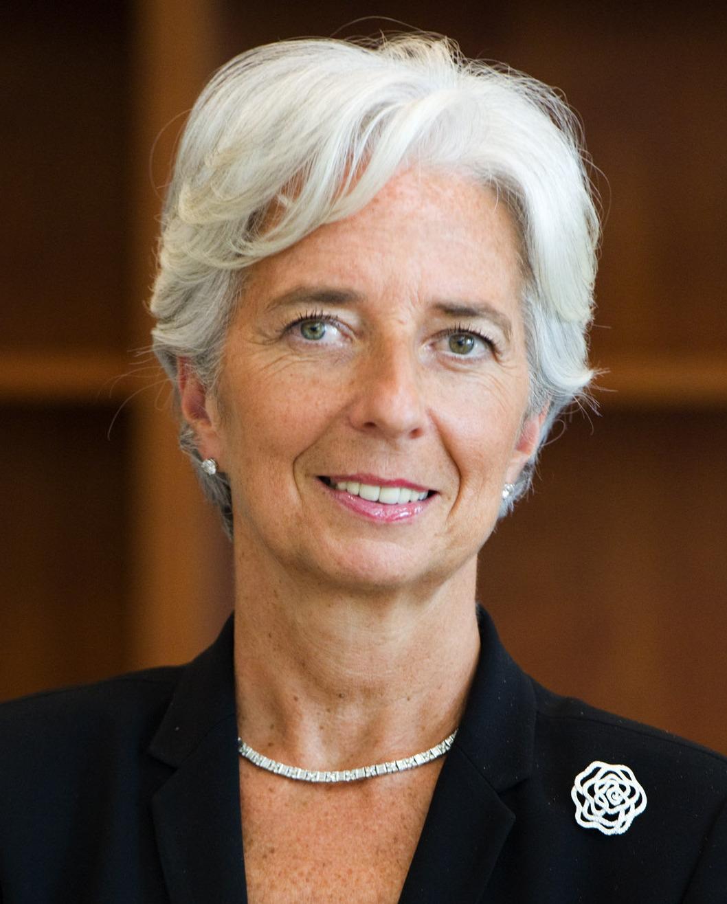Femmes Du Monde : Christine Lagarde