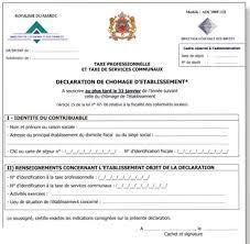 Formulaires Fiscaux DGI